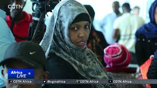 Somali returnees recount torture at the hands of people smugglers in Libya