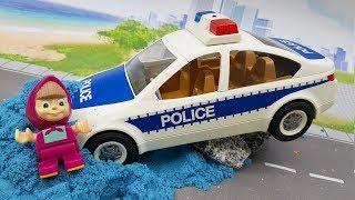 Видео для детей с игрушками Щенячий Патруль Маша и Медведь компании Simba Toys.