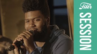 Khalid - Silence (Filtr Acoustic Session Germany)