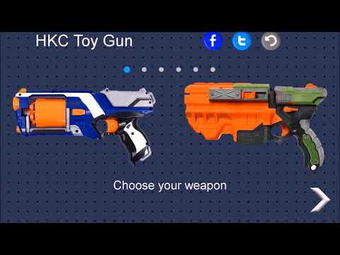Vídeo do HKC Toy Gun