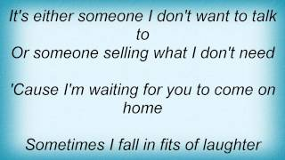Death Cab For Cutie - Talking Like Turnstiles Lyrics