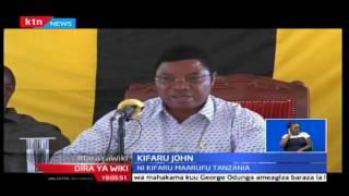 Kifaru John aliyekufa Tanzania ni maarufu kupita binadamu wanaopumua