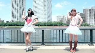 【*ぴーちむ】ハッピーシンセサイザ【踊ってみた】