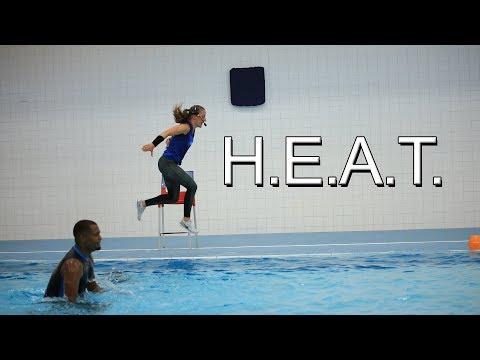 High Energy Aquatic Training (H.E.A.T.)