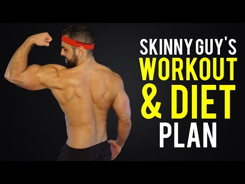 Workout And Diet Plan For Skinny Guys/ Hardgainers (Finally Bulk-Up!!)