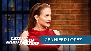 Jennifer Lopez on Kelly Clarkson's Emotional American Idol Performance