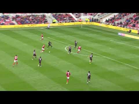 Middlesbrough v Reading highlights