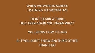 Ed Sheeran - Gold Rush Lyrics Video