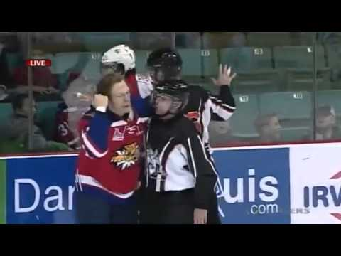 Justin Doucet vs Mathieu Olivier