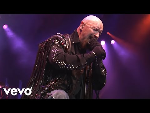 Judas Priest - Hell Patrol (Live At The Seminole Hard Rock Arena) online metal music video by JUDAS PRIEST