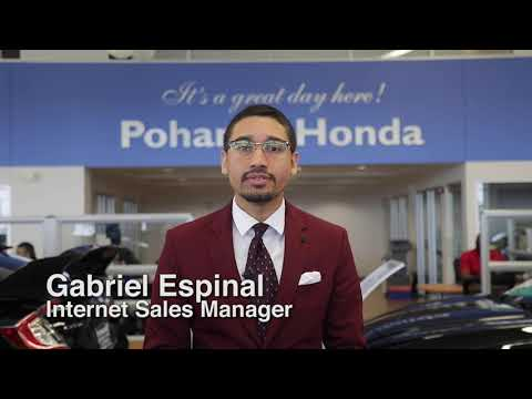 Internet Sales Manager Gabriel Espinal