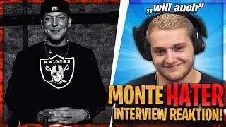 Trymacs REAGIERT auf MONTE Hater Interview 😂   *Er will auch*   Trymacs Stream Highlights