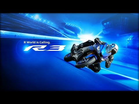 2020 Yamaha YZF-R3 ABS in Coloma, Michigan - Video 1