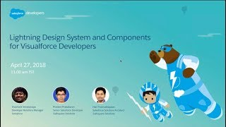 Salesforce Lightning Design System (SLDS) and Components