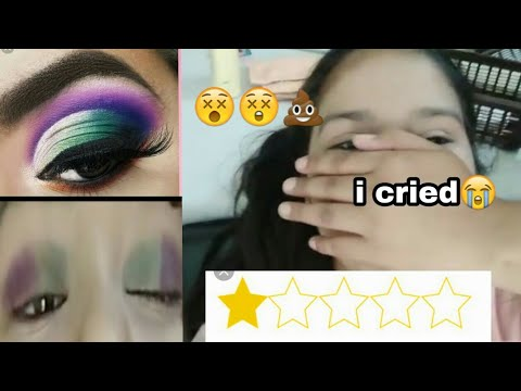 I WENT TO THE WORST REVIEWED MAKEUP ARTIST IN my city / Delhi / My