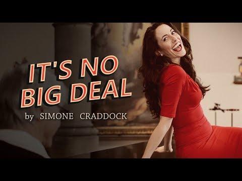 It's No Big Deal - Simone Craddock - Official Music Video