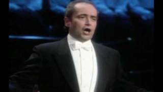 """José Carreras Sings - Because You´re Mine - """"A tribute To Mario Lanza""""  Part 2"""
