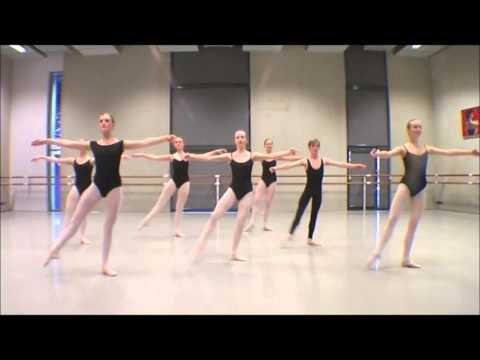 Dans klassiek ballet