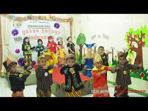 Taman Binar Islamic School Gelar Pekan Budaya Indonesia