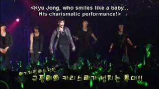 SS501 Making of Persona in Seoul (3/4) [Eng Sub]