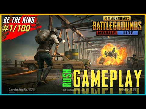 PUBG Mobile Lite Live Stream | New Golden Woods Update | Rush Gameplay | Team Code