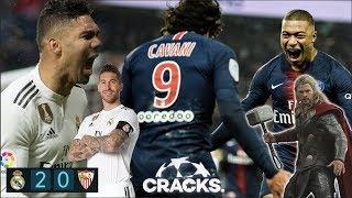GOLAZO de CASEMlRO; Ramos responde a BURLAS | ¡PARlS golea 9-0! | MBAPPÉ no descarta ir al MADRID
