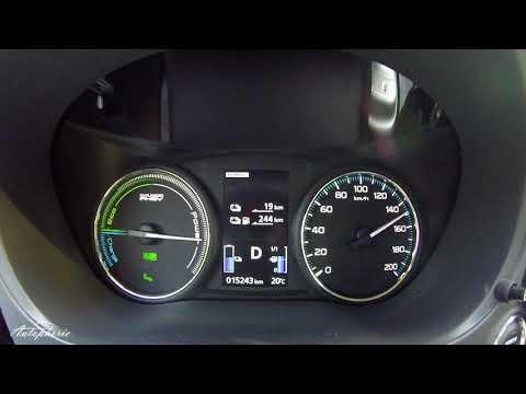 Mitsubishi Outlander PHEV: Beschleunigung 0 - 175 km/h (Hybrid) und 0 - 120 km/h (elektrisch)