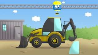 Kamion Tom & Jerab Matt Konstrukteri - Bagr