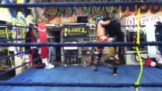 8x Muay Thai Champ Alan Florez N US Nat' Champ Beto