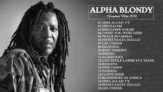 Alpha Blondy Greatest Hits Full Album Cover – Best Of Alpha Blondy Collection Songs