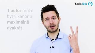 MATURITA Z ČEŠTINY - ÚSTNÍ ZKOUŠKA - LEKCE 1: Struktura ústní Maturity - Tomáš Ficza 💙 LearnTube.cz