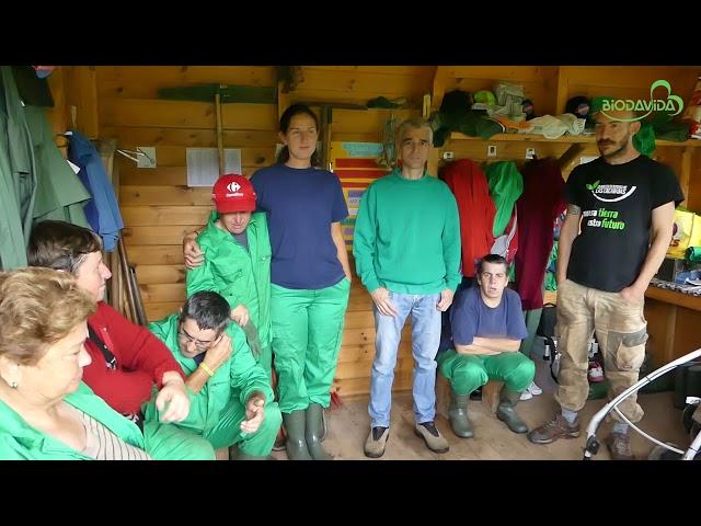 Cultivando Inclusión - un vídeo de Biodavida