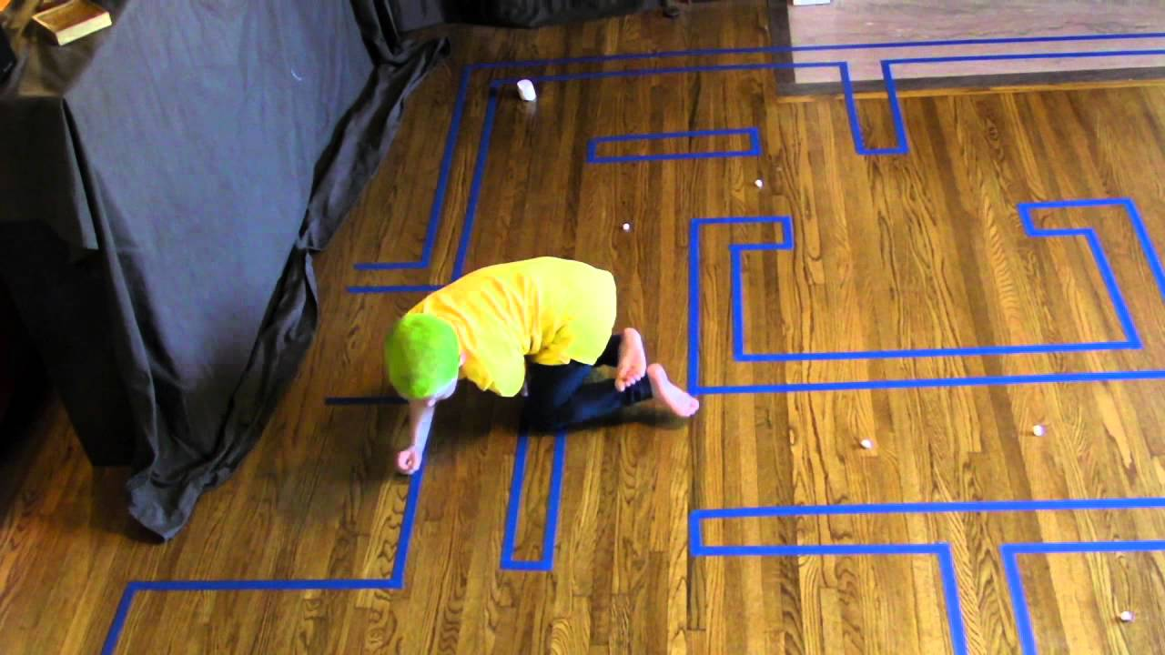 Pac-Man Video Proves Kids Are The Ultimate Video Game Peripherals