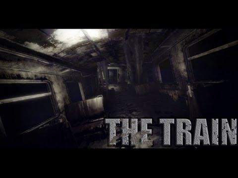 Прохождение игры Поезд (The Train)