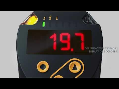 Actualización de un best seller: sensor de presión PN con nueva imagen