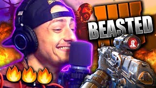 SQUEAKER BEASTS TRYHARDS ON BLACK OPS 4! *RAGE QUIT*