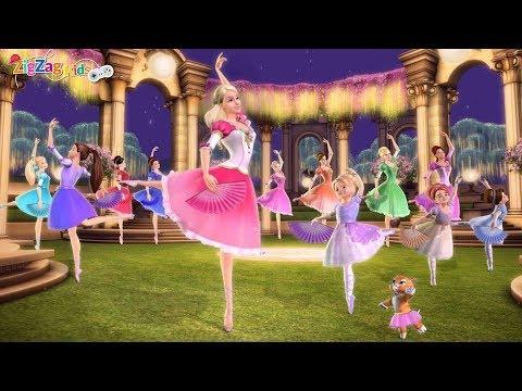 Barbie In The 12 Dancing Princesses   Full Movie Game   ZigZag Kids HD