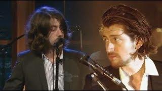 "Arctic Monkeys ""Cornerstone"" over the years"