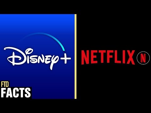 10 Differences Between DISNEY PLUS and NETFLIX