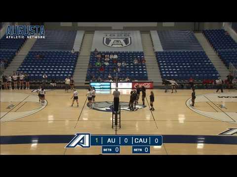 Volleyball -  Augusta vs. Clark Atlanta