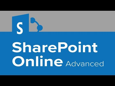 SharePoint Online Advanced
