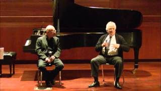 Late Beethoven and American Modernism - Fred Sherry and Sebastian Currier