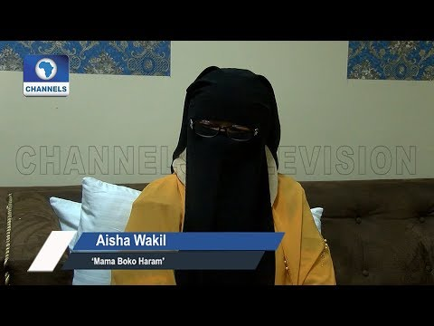 How Dapchi Schoolgirls Regained Freedom - 'Mama Boko Haram'
