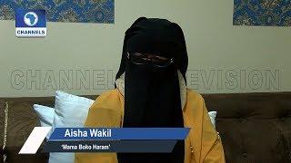 How Dapchi Schoolgirls Regained Freedom - 'Mama Boko Haram' | Kholo.pk