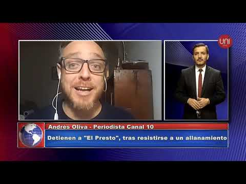 Detienen a Eduardo Prestofelippo, quien realizó amenazas hacia la vicepresidenta de la Nación