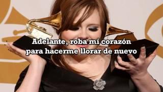 Right as rain, Adele | Español