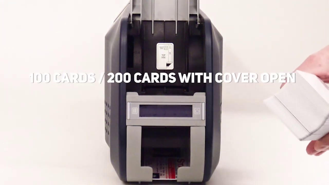 IDP Solid 510 OC - Laminating Printer Overview