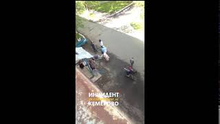 Женщина выпала из окна общежития в Кемерове