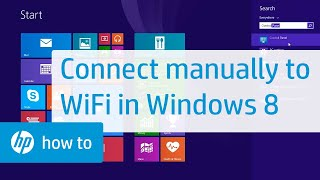 Hp Pcs Troubleshooting Wireless Network And Internet Windows 8 Hp Customer Support
