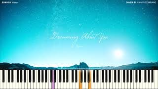 Miyeon ((G)I-DLE)(미연 ((여자)아이들)) - Dreaming About You PIANO COVER